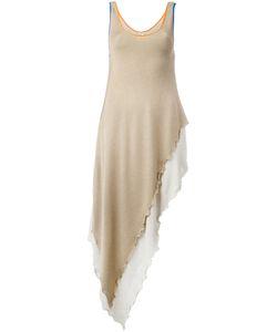 Loewe | Asymmetric Knitted Vest Dress