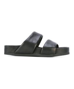 The Last Conspiracy | Flat Sandals 40