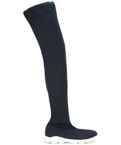 Mm6 Maison Margiela | Stretch Over-The-Knee Boots Size 37