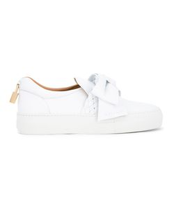 Buscemi | Bow Detail Slip-On Trainers 40