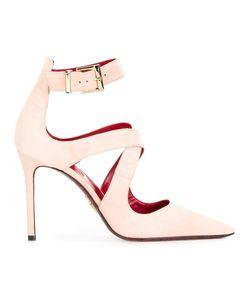 Cesare Paciotti   Cross-Over Pump Shoes 36