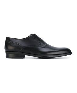 Ermenegildo Zegna | Perforated Derby Shoes