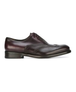 Salvatore Ferragamo | Brogued Oxfords 7