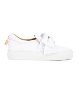 Buscemi | Bow Detail Slip-On Trainers Women