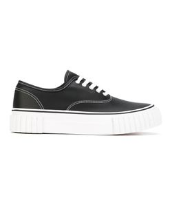 Ganryu Comme Des Garcons | Rounded Sole Lace Up Trainers