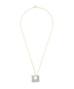 Lauren Klassen | Bread Clip Necklace