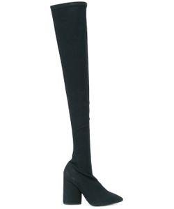 Yeezy | Season 4 Thigh-High Sock Boots