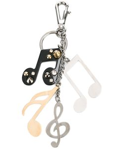 Dolce & Gabbana | Musical Note Key Ring