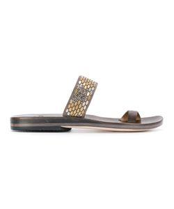 Calleen Cordero | Studded Flat Sandals