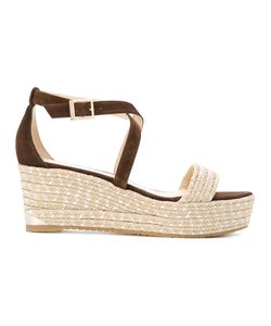 Jimmy Choo | Portia 70 Sandals Size 40