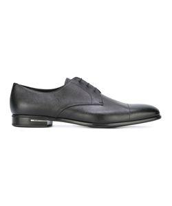 Prada   Square Toe Oxford Shoes Size 44