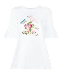 Vivetta   Embroidered T-Shirt 44