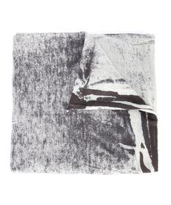 Label Under Construction | Bleach Effect Scarf