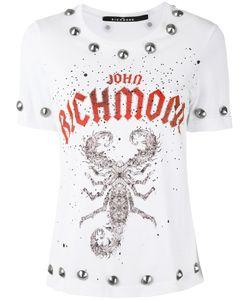 John Richmond | Studded T-Shirt