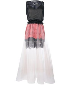 Loyd/Ford | Sleeveless Lace And Tulle Dress