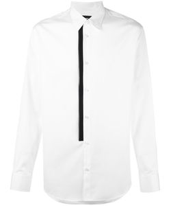 Dsquared2 | Zip Trim Shirt 52 Cotton