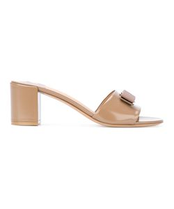 Salvatore Ferragamo | Low Heel Vara Bow Sandals
