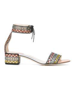Rene Caovilla | René Caovilla Embellished Sandals 40