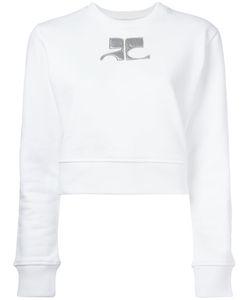 Courrèges | Logo Sweatshirt Size 4