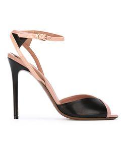 L'Autre Chose | Contrast Trim Sandals Size 38