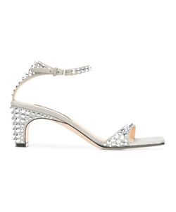 Sergio Rossi   Studded Sandals Size 37.5