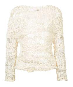 Isabel Benenato | Multi Knit Sweater