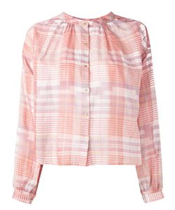 Ulla Johnson | Checked Shirt 6
