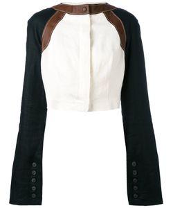 Loewe | Ivoire Cropped Jacket