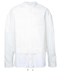 Juun.J   Concealed Placket Shirt 48 Cotton/Polyester