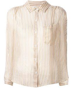 Mes Demoiselles | Sheer Striped Blouse