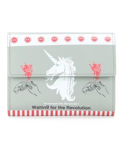 Undercover | Unicorn Print Wallet