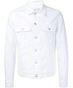 Cerruti   1881 Buttoned Denim Jacket