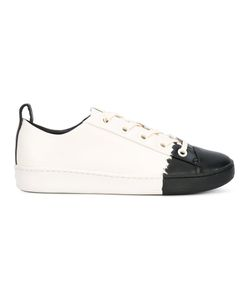 DKNY | Brayden Luxe Classic Court Sneakers Size 9.5