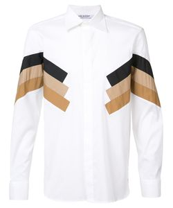 Neil Barrett | Striped Button-Up Shirt Size 39