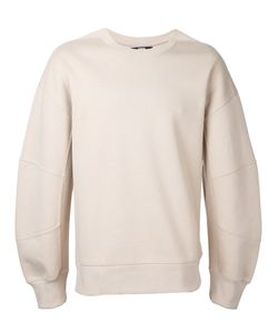 General Idea | Panelled Sleeve Sweatshirt Size