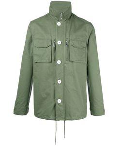 Han Kj0benhavn | Roll Neck Shirt Jacket Large