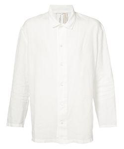 Horisaki Design & Handel | Sheer Button-Up Shirt Unisex