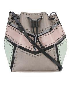 Diesel | Mesh-Trimmed Bucket Bag Women One