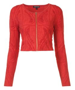 Sophie Theallet | Cropped Zip Jacket