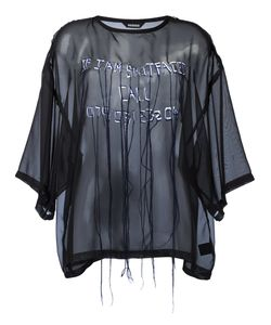 Moohong   Oversized T-Shirt 40 Polyester