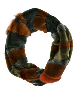 Liska | Panelled Scarf Women One