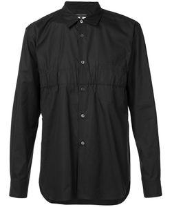 Comme Des Garçons Homme Plus   Gathered Detail Shirt Size Xs