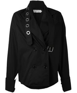 MARQUES'ALMEIDA | Strappy Double-Breasted Coat Xs
