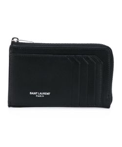 Saint Laurent | Zip-Around Wallet Women One