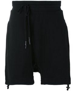 11 By Boris Bidjan Saberi   Drop Crotch Shorts