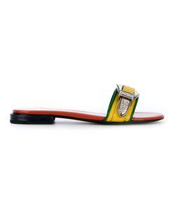 Toga Pulla   Colour Block Sandals Size 39.5