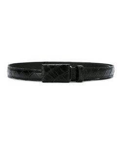 Egrey | Crocodile Skin Effect Belt