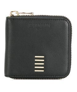 Balmain | Zip-Around Wallet
