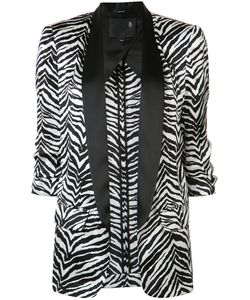 R13 | Three-Quarter Sleeve Blazer Size Medium