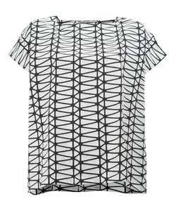 Issey Miyake | Geometric Short Sleeved Top Size 3